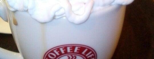 Coffee Life is one of Locais curtidos por Lenyla.