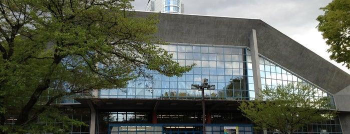 Gunma Music Center is one of 送水口BINGO.