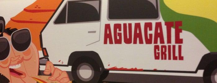 Aguacate Grill is one of マドリード - 昼ごはん + 晩ごはん (ひるごはん + ばんごはん).