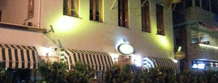 Ceviz Cafe Bistro is one of Murat 님이 좋아한 장소.