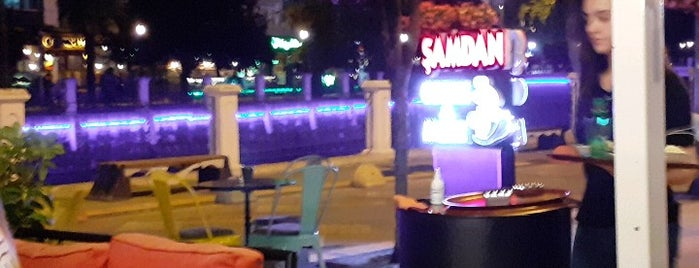 Şamdan  COFFEE&MORE is one of Istanbul.