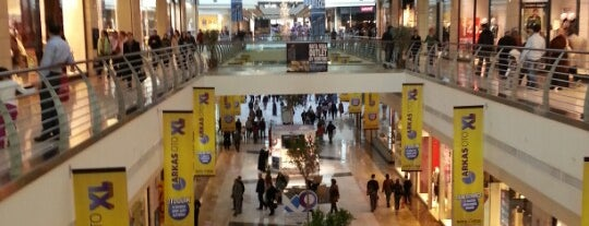 Nata Vega Outlet is one of Ankara AVM'leri.