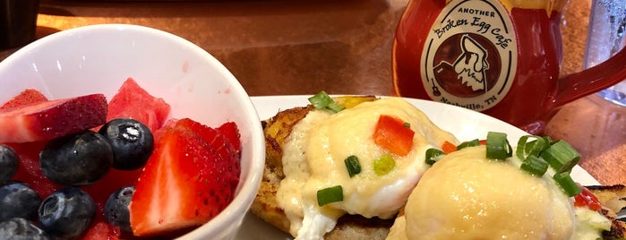 Another Broken Egg Cafe is one of Road Trip 8/17.
