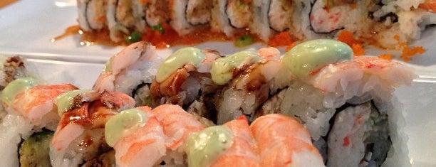 Asahi Sushi is one of Orte, die Nikole gefallen.