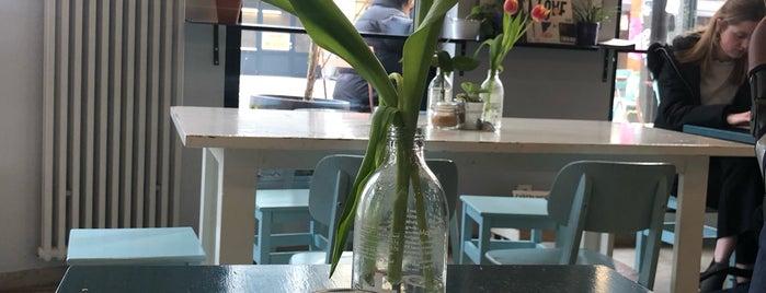 Tinman Berlin is one of Coffee spots Berlin.