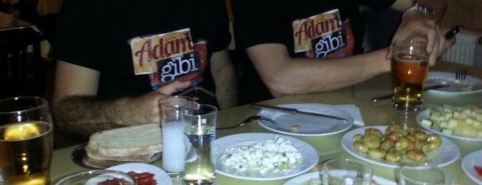 Tünel Restaurant is one of * GİDİYORUZ :)).