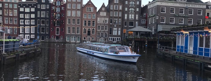 Amsterdam Wiechmann Hotel is one of Amsterdam.