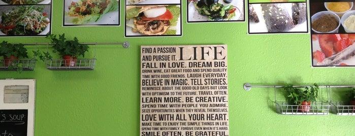 Veggo's Green Cuisine is one of Tempat yang Disukai Epic.