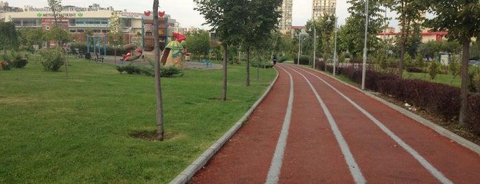 Ali Dinçer Parkı is one of Fatih 님이 저장한 장소.