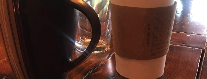 The Haus Coffee Shop is one of Lugares guardados de Marlon.