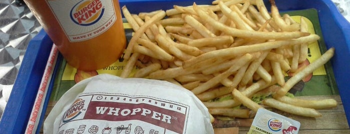Burger King is one of Orte, die S gefallen.