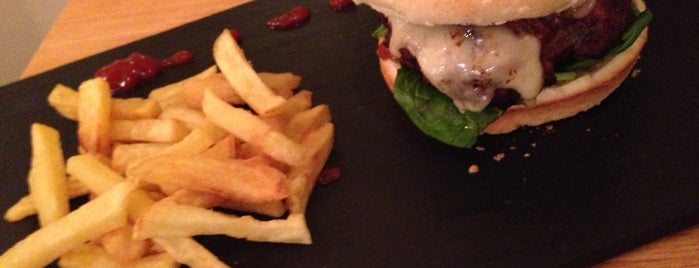 HOB House of Burger is one of Seville.