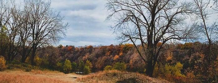Mississippi Gorge Regional Park is one of Lieux qui ont plu à Alan.