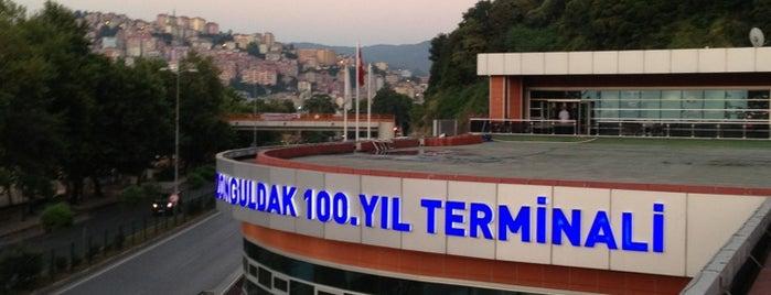 Zonguldak 100. Yıl Terminali is one of Tempat yang Disimpan Cemile.