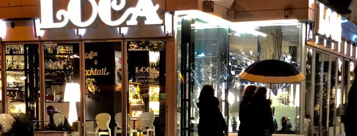 Loca is one of Posti che sono piaciuti a Patrizia Diamante.