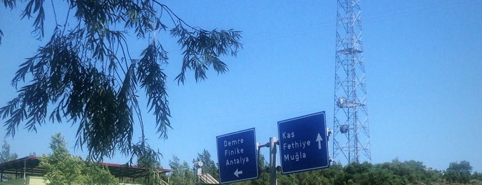 çomucak is one of Orte, die Murat gefallen.