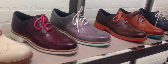 Cole Haan is one of flatiron lunch.