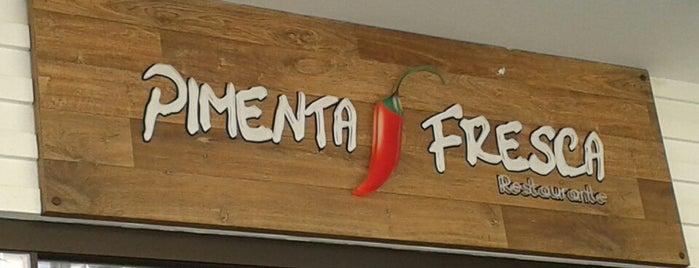 Pimenta Fresca is one of Locais salvos de Wesley.