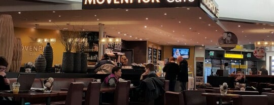 Mövenpick Café is one of Hannover-List.