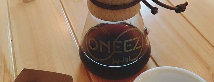Oneez Coffee is one of Unaiza.