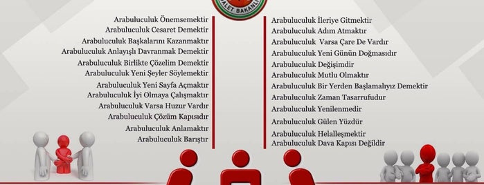 Arabuluculuk Bürosu is one of Locais curtidos por αтαкαη к..
