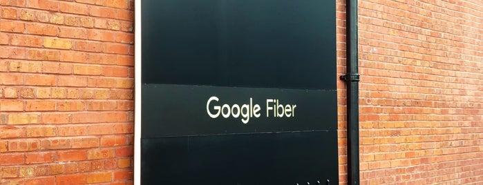 Google Fiber is one of Curtis : понравившиеся места.