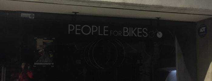 People For Bikes is one of Lieux qui ont plu à Masaryk.