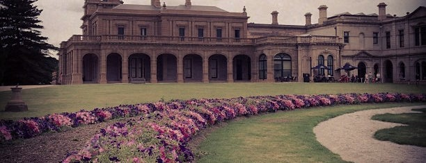 Werribee Park Mansion is one of friends & places.