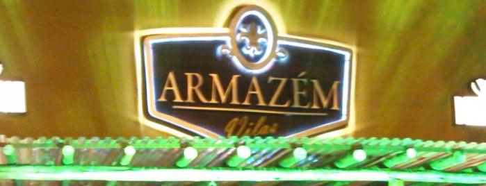 Armazem is one of Locais curtidos por Natália.