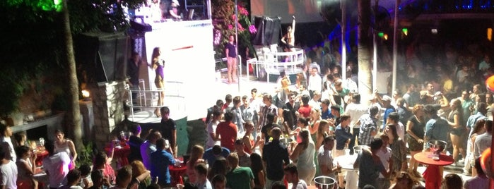 Backstreet Club is one of Marmaris.
