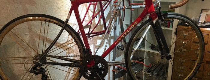 CHERUBIM Aoyama is one of Bici.