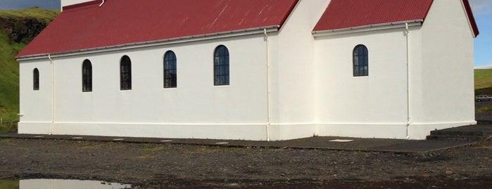 Vík Church is one of Исландия.