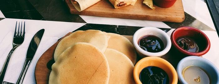 GoodGuys Pancake is one of Yonca.