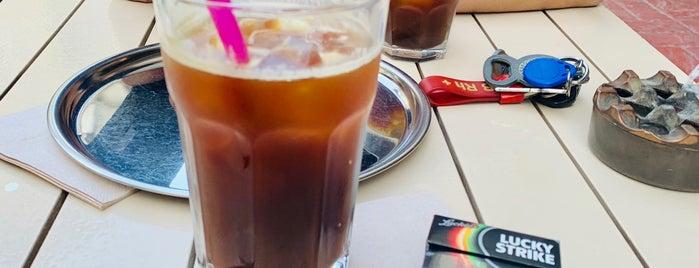Bir Kahve Cihangir is one of bakılacak.