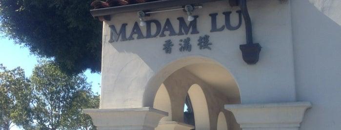 Madam Lu is one of I <3 Santa Barbara.