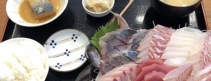 味愉嬉食堂 is one of Oita.