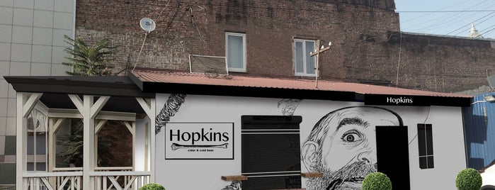 Hopkins is one of РУСЬ.