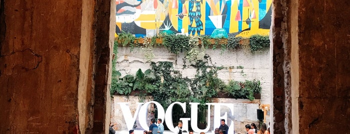Galería Proyecto Público Prim. is one of Lo mejor en Col. Juárez CDMX.