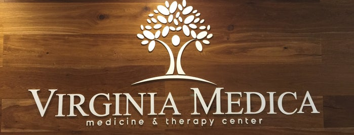 Virginia Medica is one of Tempat yang Disukai Evelyn.