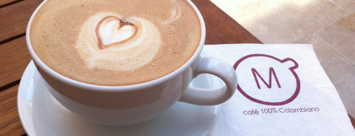 Momentto Café 100% Colombiano is one of Coffee Tea & Dessert.