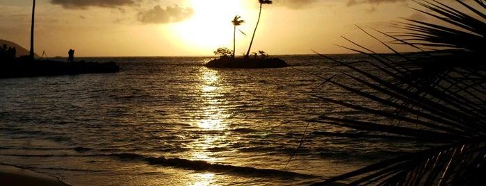 Wai'alae Beach Park is one of Oahu.
