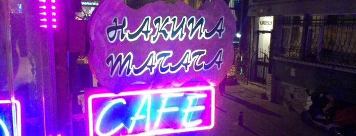 Hakuna Matata Cafe is one of benim.