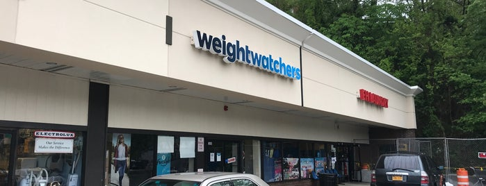 WW (Weight Watchers) is one of Fav places to go.