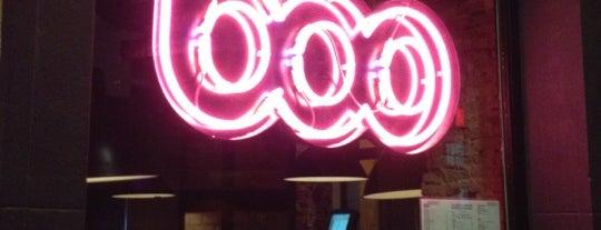 Wogaboo is one of Comer en Madrid.