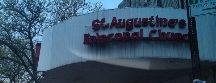 St. Augustine Episcopal Church is one of Lieux qui ont plu à Alan-Arthur.