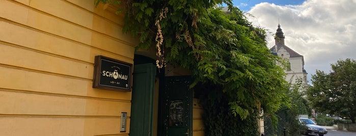 Café Schönau is one of Teplice.