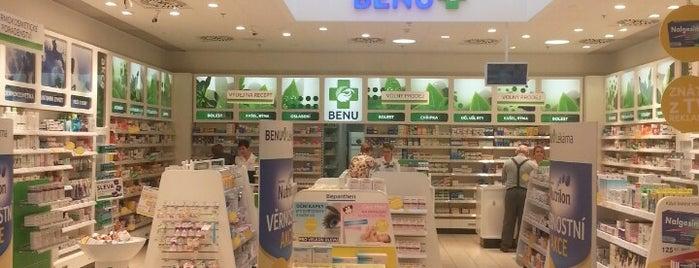 BENU is one of BENU lékárny.