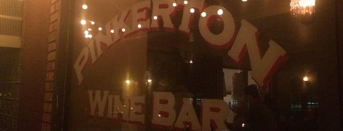 Pinkerton Wine Bar is one of Williamsburg // Drinks.