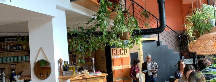Cafe Menssana is one of Barcelona 2018.