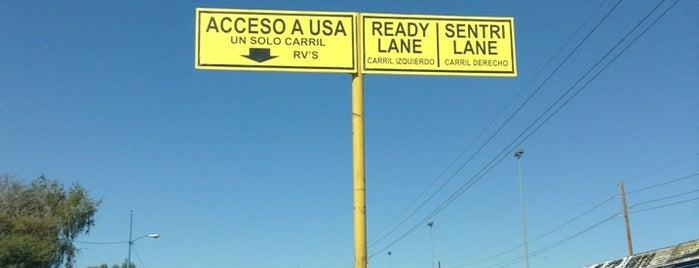 San Luis Rio Colorado is one of สถานที่ที่ Veronica ถูกใจ.